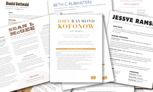 Barter for a Resume :: Adam Rubinstein :: Gourmet Book Design