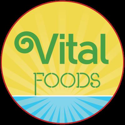 Vital Foods Full Logo