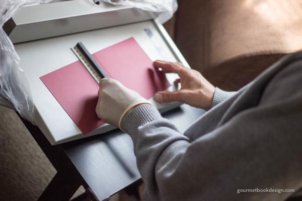 Gary Stewart Chorré: Beyond the Light, scoring the flysheets
