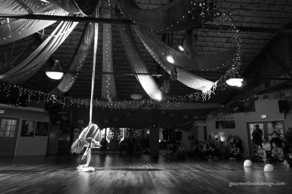 Event Photography: Acrobatic Conundrum